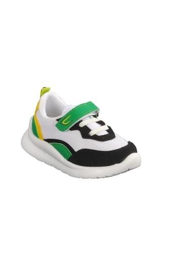 Cool 20-S29 Buz-Pembe Bebek Spor Ayakkabı Beyaz